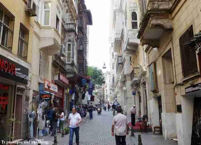 Η Κωνσταντινούπολη Τότε και τώρα. Ένα εκπληκτικό ταξίδι στο χρόνο μέσα από σπάνιες εικόνες
