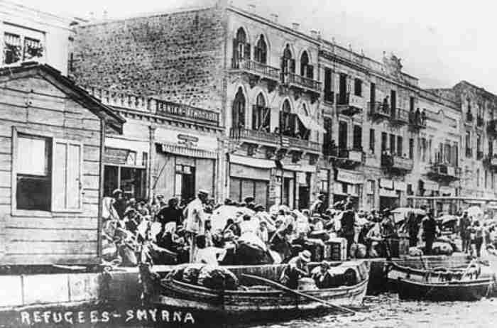 """""""Η καρδιά μου πονάει.."""": Η άγνωστη ιστορία του Ιάπωνα που έσωσε τους Έλληνες της Σμύρνης"""
