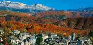 Ιωάννινα και Ζαγόρι - Όλη η Ήπειρος σε ένα μαγικό 3λεπτο βίντεο από ψηλά
