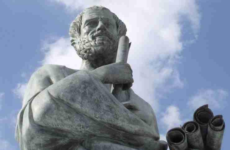 Η φιλία κατά τον Αριστοτέλη: Τρία τα είδη της αλλά μόνο το ένα αξίζει πραγματικά
