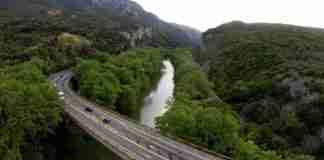 Ο γύρος της Θεσσαλίας με το αυτοκίνητο. Σπάνια ομορφιά και επιβλητικά τοπία