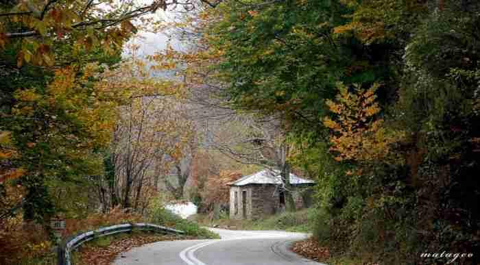 Ο γύρος της Θεσσαλίας με το αυτοκίνητο. Σπάνιες ομορφιές και επιβλητικά τοπία