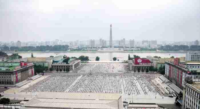 H καθημερινή ζωή μιας Ελληνίδας στη Βόρεια Κορέα