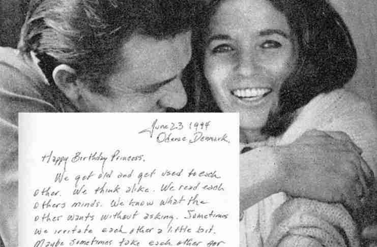 Το ωραιότερο ερωτικό γράμμα όλων των εποχών