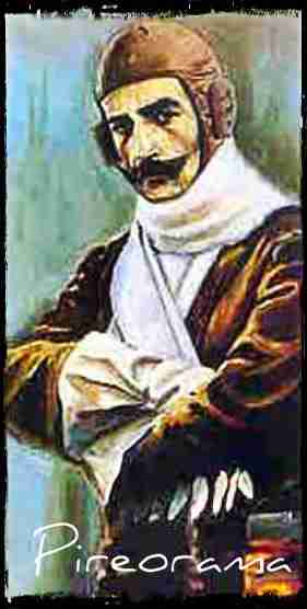 Τρελοκαμπέρος: Πως ένας παράτολμος υπολοχαγός από τον Πειραιά έγινε λαϊκή έκφραση