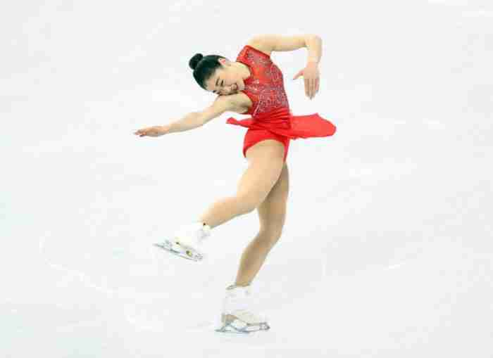 Μόνο δύο αθλήτριες έχουν κάνει αυτό που τόλμησε και πέτυχε 24χρονη στους Χειμερινούς Ολυμπιακούς