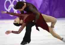 Έρωτας στον πάγο: Γιατί όλοι μιλάνε για το παθιασμένο ζευγάρι του πατινάζ που μόλις έγραψε ιστορία