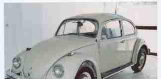 Ο Αγρινιώτης που μεταμόρφωσε τον παλιό του σκαραβαίο σε αυτοκίνητο.. έργο τέχνης