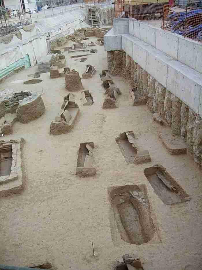 Στη Θεσσαλονίκη κατασκευάζοντας το Μετρό ανακάλυψαν μία ολόκληρη αρχαία πόλη