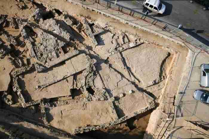 Στη Θεσσαλονίκη κατασκευάζοντας το Μετρό βρήκαν μία ολόκληρη αρχαία πόλη