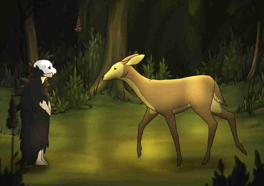 H μέρα που ο Θάνατος ερωτεύτηκε τη Ζωή: Το σπαρακτικό animation είναι επιτέλους online