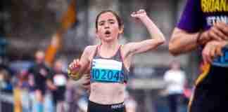 Για αυτή τη 12χρονη μιλούν όλοι στον Ημιμαραθώνιο της Αθήνας - Βγήκε 3η στα 5 χλμ
