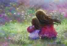 Στην αγαπημένη μου κόρη: Το ωραιότερο κείμενο που γράφτηκε ποτέ από μια μητέρα