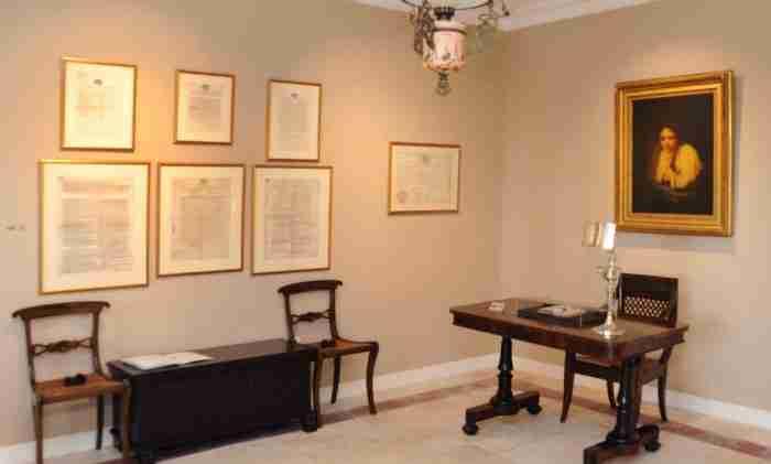 Στο εσωτερικό του Μουσείου Ιωάννη Καποδίστρια: Ένα συγκινητικό ταξίδι στην Ιστορία της Ελλάδας