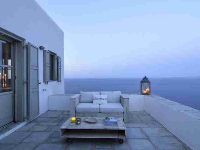 Το υπέροχο σπίτι στη Φολέγανδρο που έγινε αφιέρωμα στους Financial Times σε 20 φωτογραφίες
