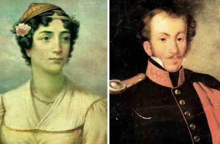 Υψηλάντης- Μαυρογένους: Ένας μεγάλος έρωτας αλλά και ένας μεγάλος θρίαμβος στη Μάχη των Μύλων