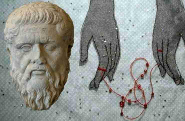 Πλάτωνας: Όταν κατορθώσουμε να βρούμε αυτόν τον άνθρωπο που μας ενώνει η συμπαντική αόρατη κλωστή