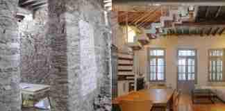 Η ολική μεταμόρφωση ενός σπιτιού του 1904 στην Τήνο σε 21 φωτογραφίες