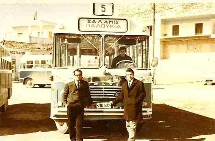 Το θρυλικό «5»: Το λεωφορείο ελληνικής «καταγωγής» που έγραψε ιστορία