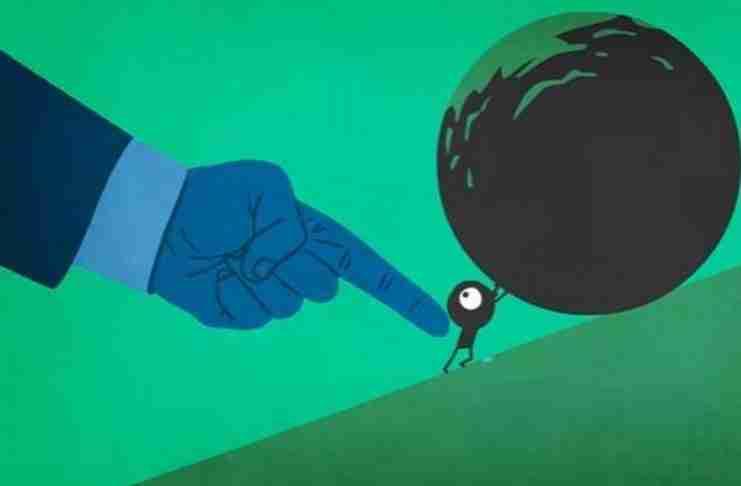 """""""Πήγαινε σχολείο, βρες δουλειά, ταίριαξε στο σύστημα"""": Η παραφροσύνη που ζούμε σε ένα εξαιρετικό βίντεο"""