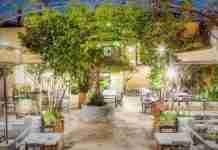 Οι 11 παραδεισένιες αυλές της Αθήνας που θυμίζουν νησί