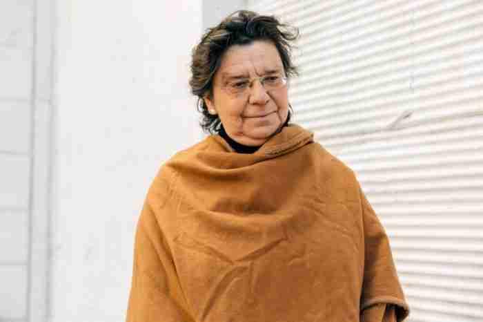 Μαρία Ευθυμίου: Η λέξη «φασίστας» δεν χρησιμοποιήθηκε επί της ουσίας αλλά ως όπλο διάλυσης της κοινωνίας