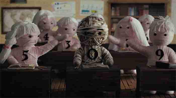 Προσπάθησε να μην κλάψεις - Το συγκλονιστικό, πολυβραβευμένο animation που σε καθηλώνει