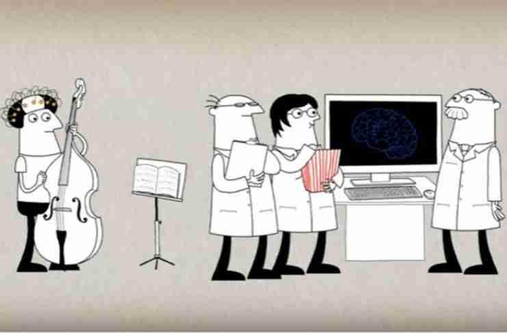 To καταπληκτικό βίντεο που εξηγεί πώς εξασκείται ο εγκέφαλός όταν παίζουμε ένα μουσικό όργανο