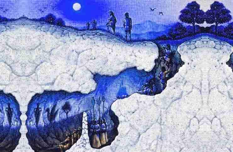 """Ο περίφημος Μύθος του Σπηλαίου από τον Πλάτωνα που σου """"ανοίγει"""" το μυαλό"""