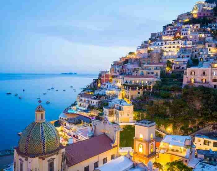 Ακτή Αμάλφι: Όλα όσα θες να μάθεις για το ωραιότερο οδικό ταξίδι της ζωής σου