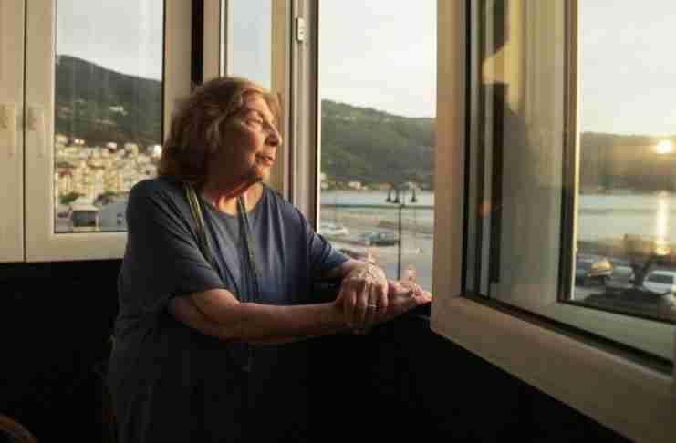 Άλκη Ζέη: «θυμώνω όταν ακούω να λένε ότι έχουμε κατοχή, πείνα, χούντα»