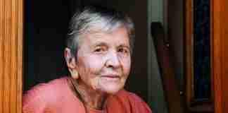 Ελένη Γλύκατζη-Αρβελερ: «Ο Θεός της Ελλάδας δεν βαρέθηκε την Ελλάδα. Iσως βαρέθηκε τους Eλληνες»