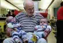 Ο άντρας με το σπάνιο αίμα έσωσε εκατομμύρια μωρά και χάρισε ζωή για μια τελευταία φορά