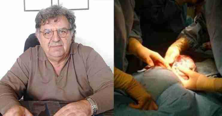 Πρώτα γιατρός και μετά άνθρωπος: Η ιστορία του Έλληνα μαιευτήρα που αψήφησε το θάνατο για τη ζωή ενός μωρού