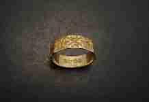Το πιο πολύτιμο δαχτυλίδι του κόσμου