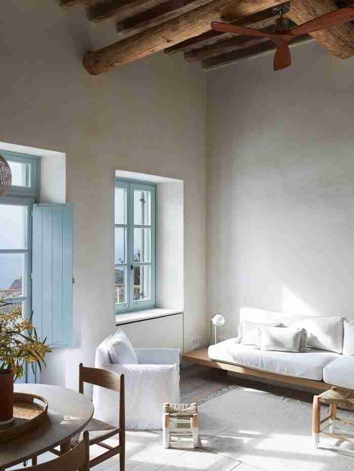 To ιδανικό σπίτι σε ελληνικό νησί βρίσκεται στη Μήλο