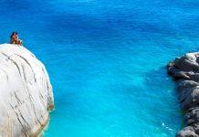 Οδυσσέας Ελύτης: Θεέ μου τι μπλε ξοδεύεις για να μη σε βλέπουμε..