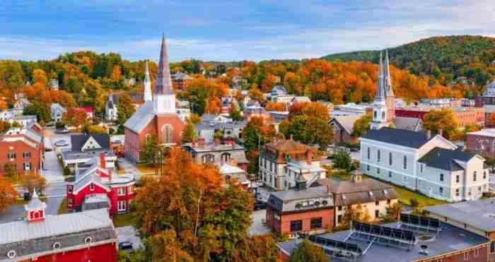 Στο Βερμόντ προσφέρουν 10 χιλιάδες δολάρια σε όσους θελήσουν να μετακομίσουν εκεί