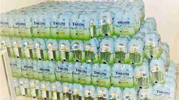 Το καλύτερο εμφιαλωμένο νερό στον κόσμο με 16 Διεθνή Βραβεία είναι ελληνικό