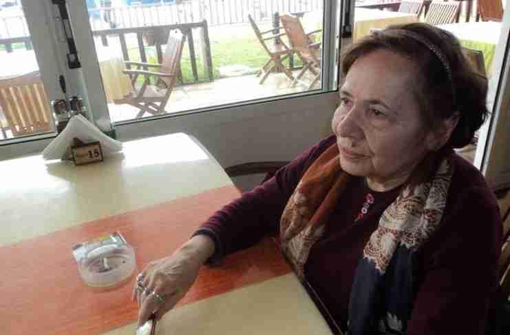 Αλκυόνη Παπαδάκη: Μας έχουν φλομώσει με τον φόβο, μπας και χάσουμε την εθνική μας ταυτότητα