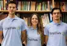 """Έλληνες φοιτητές βρήκαν τον τρόπο να """"μεταφράσουν"""" το κλάμα ενός μωρού"""