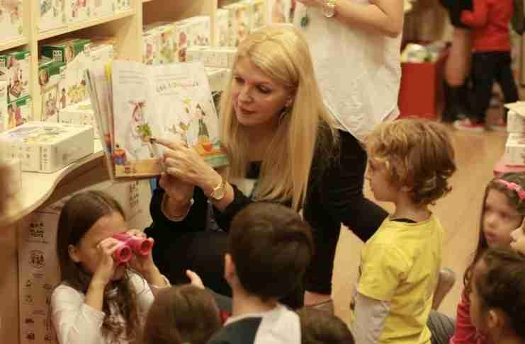 Λ. Βάρβογλη: Το παιδί χρειάζεται μαμά που να είναι εκεί, βράχος ακλόνητος στα εύκολα και τα δύσκολα