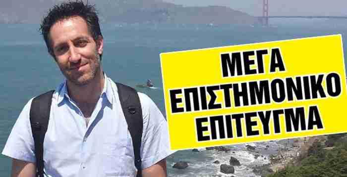 Νίκος Ζαχαράκης: Ο Πατρινός που κατάφερε να νικήσει τον καρκίνο, την ασθένεια που σκότωσε τη μητέρα του