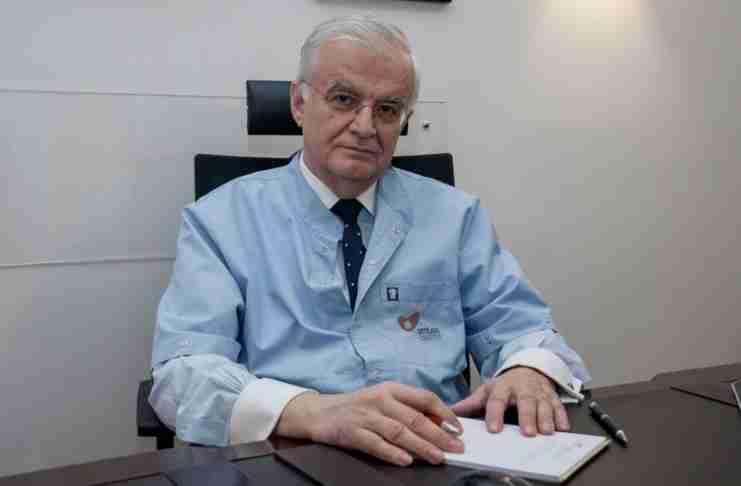 Έλληνας γιατρός ανοίγει τον δρόμο για τη θεραπεία της λεύκης