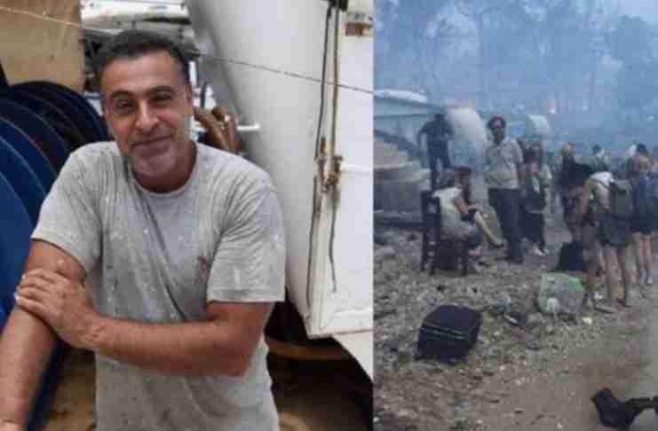 Η ιστορία του Αιγύπτιου ψαρά που έσωσε με αυτοθυσία ανθρώπινες ζωές στη Ραφήνα