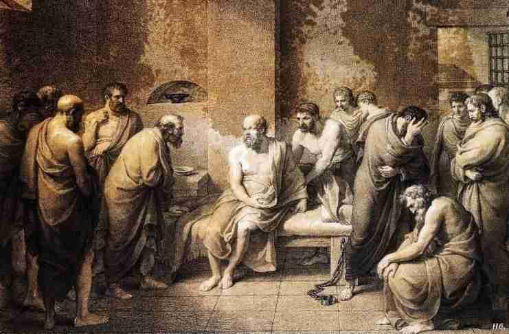 Άντζι Χόμπς: Διδάξτε αρχαία ελληνική φιλοσοφία στα δημοτικά σχολεία