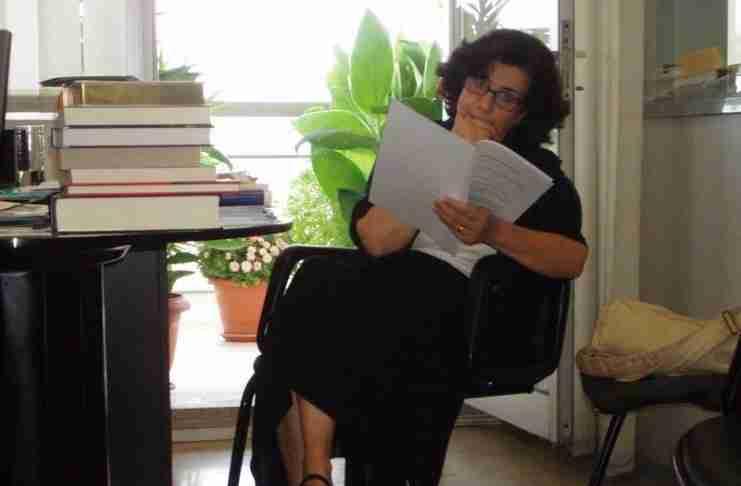 Μάρω Βαμβουνάκη: Αξία έχει να μπορείς να συγχωρείς εκείνον που σε πόνεσε, ενώ ο πόνος καίει