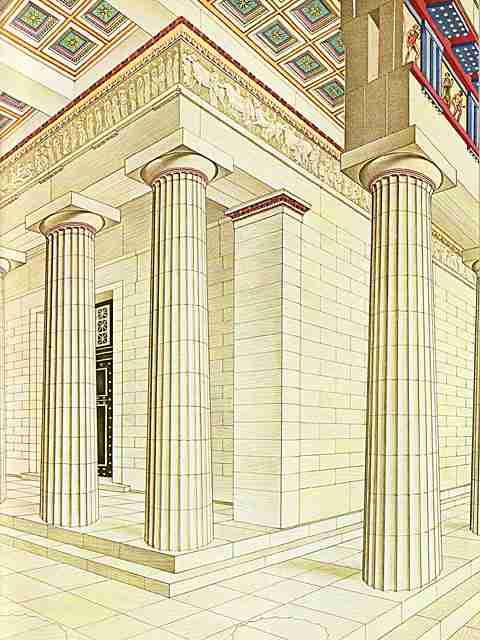 Το μεγάλο μυστικό που κρατάει τον Παρθενώνα όρθιο επί 2.500 χρόνια