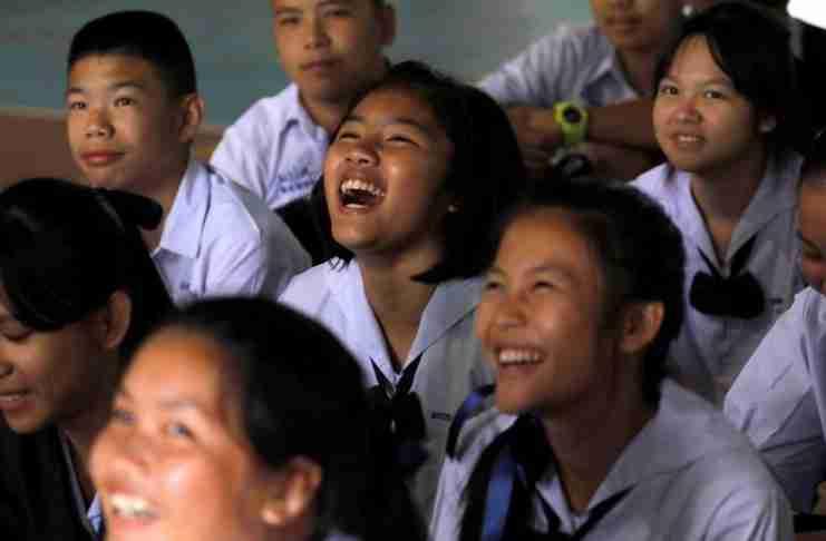 Γιατί χρειαζόμασταν όλοι το happy end της Ταϊλάνδης