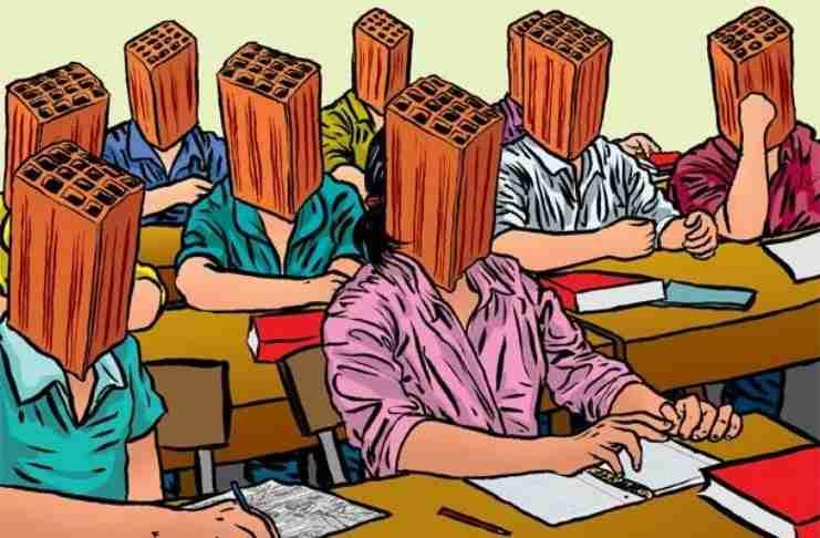 Η εκπαίδευση της αμάθειας: Μήπως είμαστε προσοντούχοι αγράμματοι;